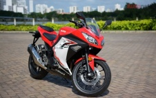 Kengo R350 Motor Jiplakan Kawasaki Ninja 250 FI dari Tiongkok, jian mirip bingit 19 Pertamax7.com