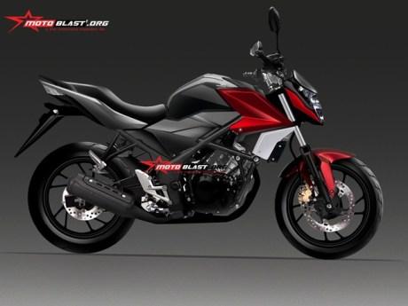 Rendering Wujud Honda CB150R facelift 2015 00 pertamax7.com