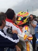 Rio Haryanto Juara GP2 Silverstrone 01 pertamax7.com