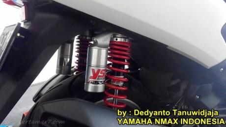 Shockbreaker belakang YSS Tipe G untuk Yamaha NMax bikin empuk 03 pertamax7.com