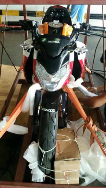 Spied Honda CB190R Thailand 01 Pertamax7.com