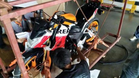 Spied Honda CB190R Thailand 03 Pertamax7.com