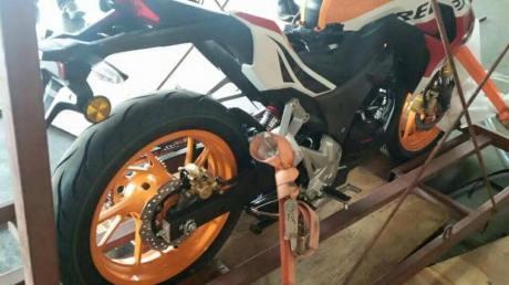 Spied Honda CB190R Thailand 04 Pertamax7.com