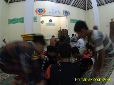 Suasana Lebaran 1435 di Desa 02 Pertamax7.com