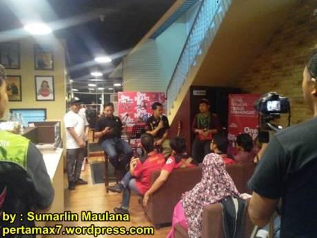 Suasana Soft Launching Honda Sonic 150R di Pulau Jakarta, Owner Honda CS1 Kompak nan antusias 00 pertamax7.com