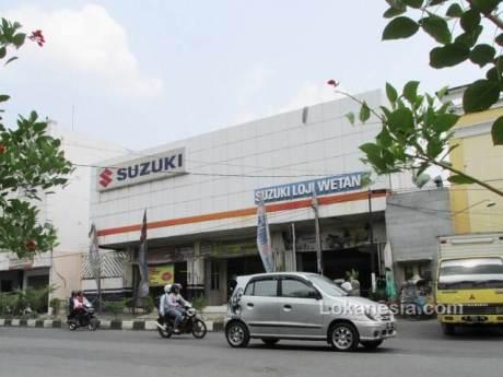 SUZUKI Loji Wetan, Jl. Kaptn. Mulyadi 103 pertamax7.com