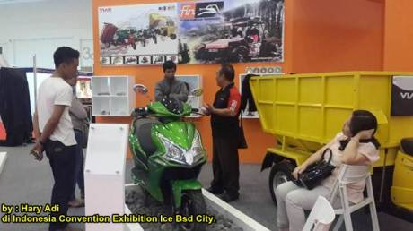 Wujud Motor Listrik buatan VIAR06 pertamax7.com