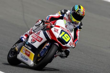 Xavier Simeon Federal Oil Gresini KYT juara moto2 Jerman 2015, Raih Kemenangan Pertama di Moto2 Sejak 2010, Selamat