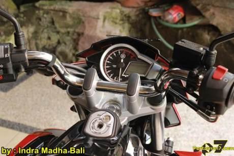 Yamaha New Vixion Advance ditangan konsumen Bali 06 pertamax7.com