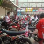 7 Explorer Gas Pol Viar Cross-X Series dari medang sampai Aceh 01 pertamax7.com