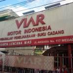 7 Explorer Gas Pol Viar Cross-X Series dari medang sampai Aceh 09 pertamax7.com