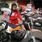 7 Explorer Gas Pol Viar Cross-X Series dari medang sampai Aceh 13 pertamax7.com