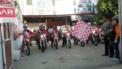 7 Explorer Gas Pol Viar Cross-X Series dari medang sampai Aceh 25 pertamax7.com