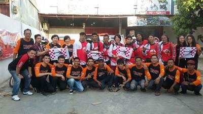 7 Explorer Gas Pol Viar Cross-X Series dari medang sampai Aceh 28 pertamax7.com