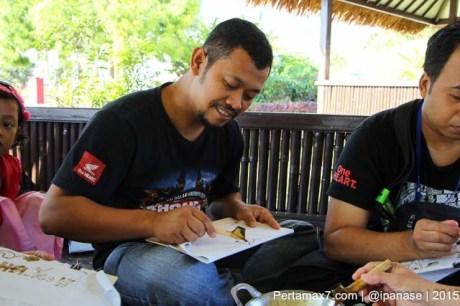 Astra Honda Motor Ajak Fun Camp Ramadhan Bersama Blogger- ESQ Masak Bersama sampai belajar Batik.. Seru pertamax7.com_-5