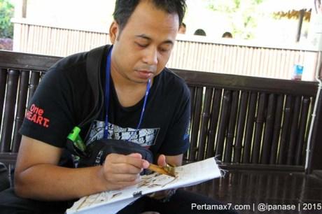 Astra Honda Motor Ajak Fun Camp Ramadhan Bersama Blogger- ESQ Masak Bersama sampai belajar Batik.. Seru pertamax7.com_-6