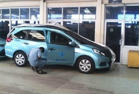 Blue Bird Pilih Honda Mobilio Jadi Armada Taksi kalahkan Toyota Avanza 09 pertamax7.com