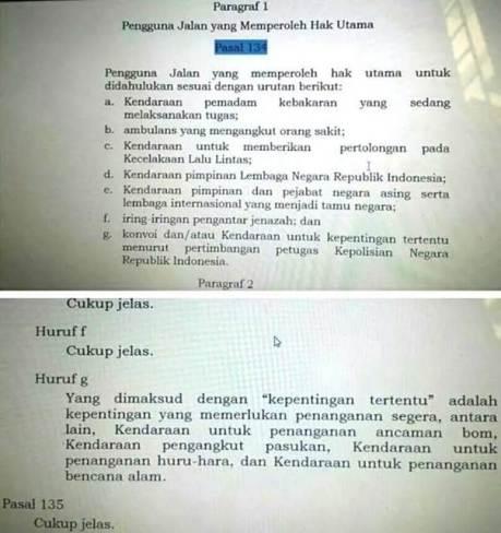 Dalam Undang-Undang Konvoi Moge Tidak termasuk Pengguna Jalan Yang Memperoleh Hak Utama 01 pertamax7.com