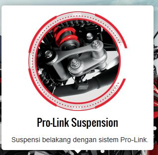 fitur new honda CB150R facelift 2015 pro-link suspension pertamax7.com