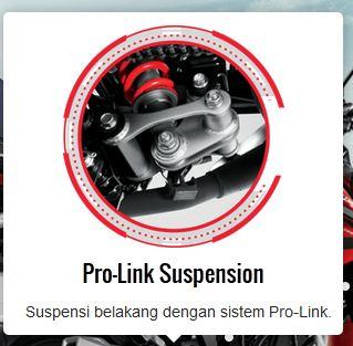 fitur new honda CB150R facelift 2015 pro-link suspension pertamax7.com