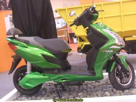 Foto Gallery Motor Listrik Viar 02 pertamax7.com