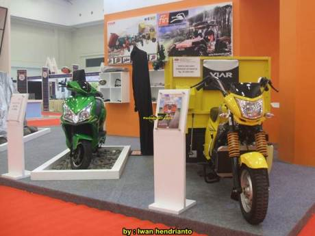 Foto Gallery Motor Listrik Viar 12 pertamax7.com