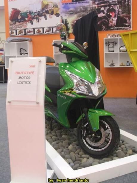 Foto Gallery Motor Listrik Viar 14 pertamax7.com