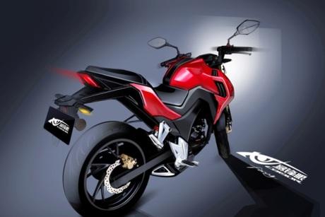 Foto Honda CB190R Tiongkok dan Spesifikasinya 02 Pertamax7.com