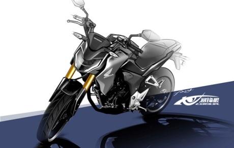 Foto Honda CB190R Tiongkok dan Spesifikasinya 03 Pertamax7.com