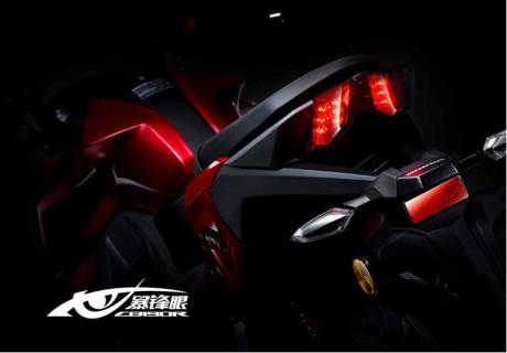 Foto Honda CB190R Tiongkok dan Spesifikasinya 08 Pertamax7.com