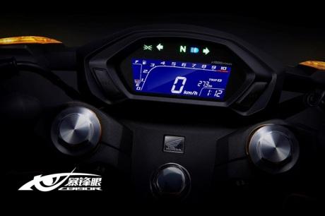 Foto Honda CB190R Tiongkok dan Spesifikasinya 10 Pertamax7.com
