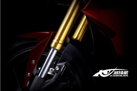 Foto Honda CB190R Tiongkok dan Spesifikasinya 12 Pertamax7.com