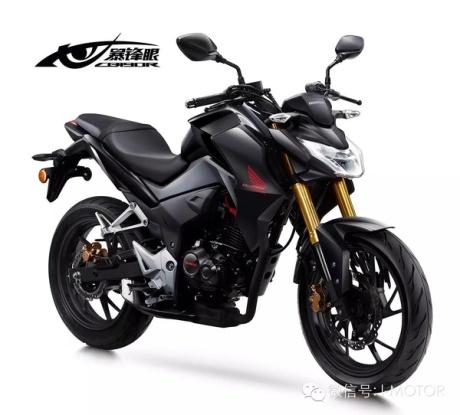 Foto Honda CB190R Tiongkok dan Spesifikasinya 16 Pertamax7.com