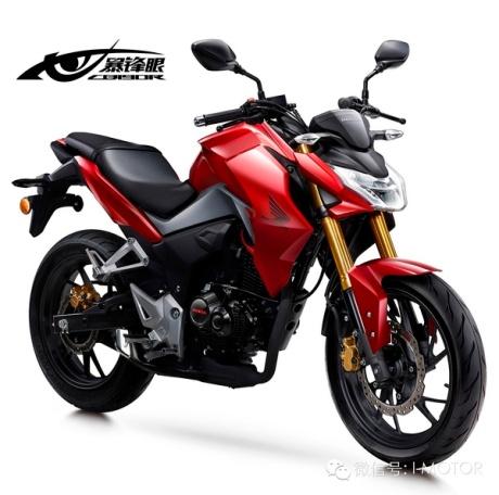 Foto Honda CB190R Tiongkok dan Spesifikasinya 17 Pertamax7.com