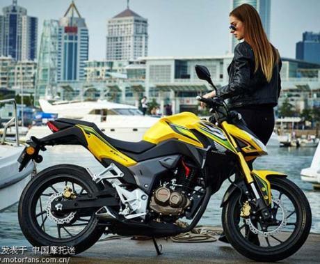 Foto Honda CB190R Tiongkok dan Spesifikasinya 19 Pertamax7.com
