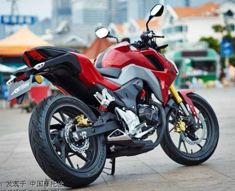 Foto Honda CB190R Tiongkok dan Spesifikasinya 22 Pertamax7.com