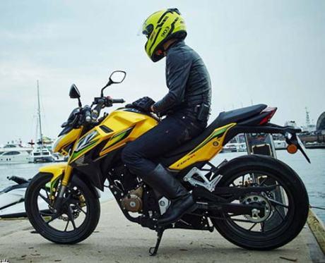 Foto Honda CB190R Tiongkok dan Spesifikasinya 23 Pertamax7.com