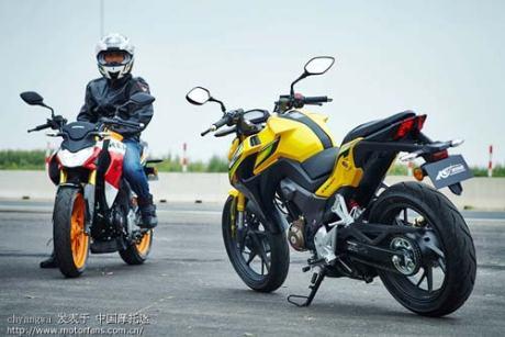 Foto Honda CB190R Tiongkok dan Spesifikasinya 24 Pertamax7.com