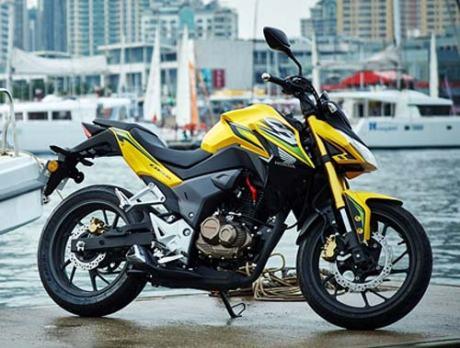 Foto Honda CB190R Tiongkok dan Spesifikasinya 26 Pertamax7.com