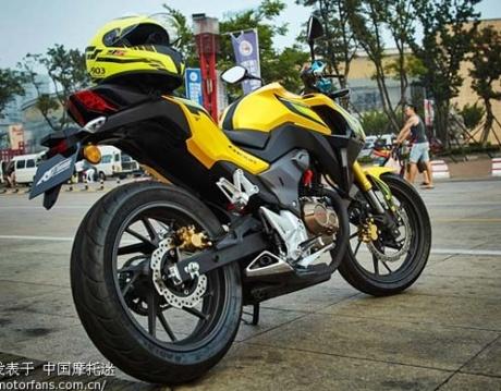 Foto Honda CB190R Tiongkok dan Spesifikasinya 29 Pertamax7.com