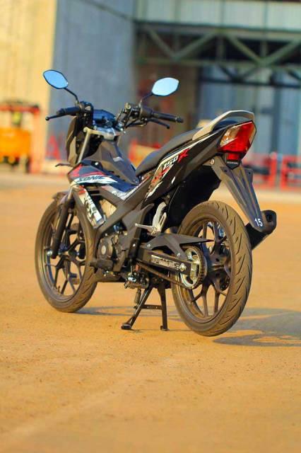 Foto testride all new Honda Cb150R dan New honda Sonic 150R 07 Pertamax7.com