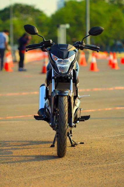 Foto testride all new Honda Cb150R dan New honda Sonic 150R 11 Pertamax7.com