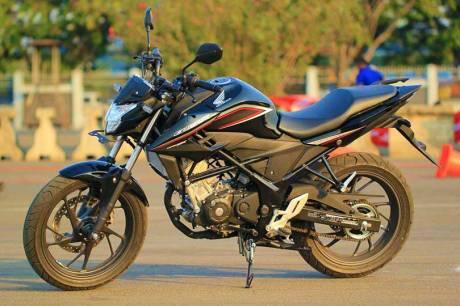Foto testride all new Honda Cb150R dan New honda Sonic 150R 12 Pertamax7.com