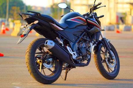 Foto testride all new Honda Cb150R dan New honda Sonic 150R 14 Pertamax7.com