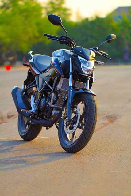 Foto testride all new Honda Cb150R dan New honda Sonic 150R 15 Pertamax7.com