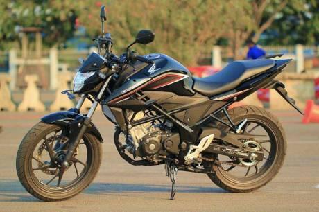 Foto testride all new Honda Cb150R dan New honda Sonic 150R 17 Pertamax7.com