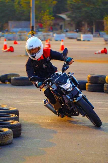 Foto testride all new Honda Cb150R dan New honda Sonic 150R 20 Pertamax7.com
