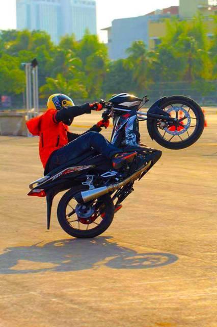 Foto testride all new Honda Cb150R dan New honda Sonic 150R 22 Pertamax7.com