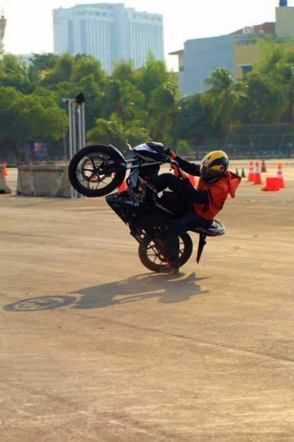 Foto testride all new Honda Cb150R dan New honda Sonic 150R 23 Pertamax7.com