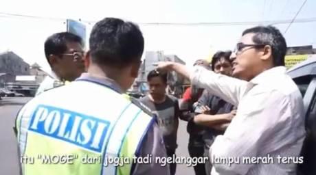 Heboh Ambulance Pelat Merah Buat Ngawal Mogeh Jogja05 pertamax7.com